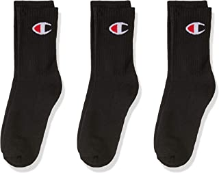 Champion Kids C Logo Crew Socks