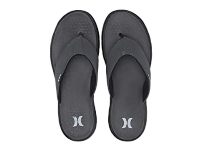 Hurley Flex 2.0 Sandal (Dark Grey) Men