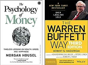 The Psychology of Money + The Warren Buffett Way (Combo of 2 Books)