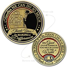 Pioneer Trek Commemorative Challenge Coin