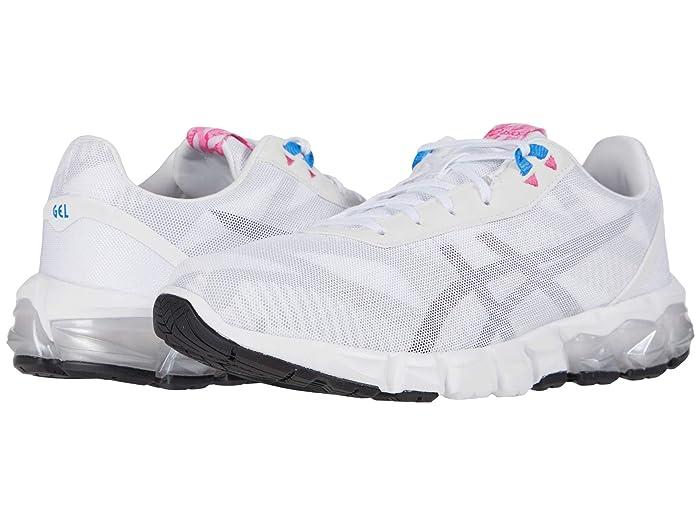 ASICS  GEL-Quantum 90 2 (White/Black) Womens Running Shoes