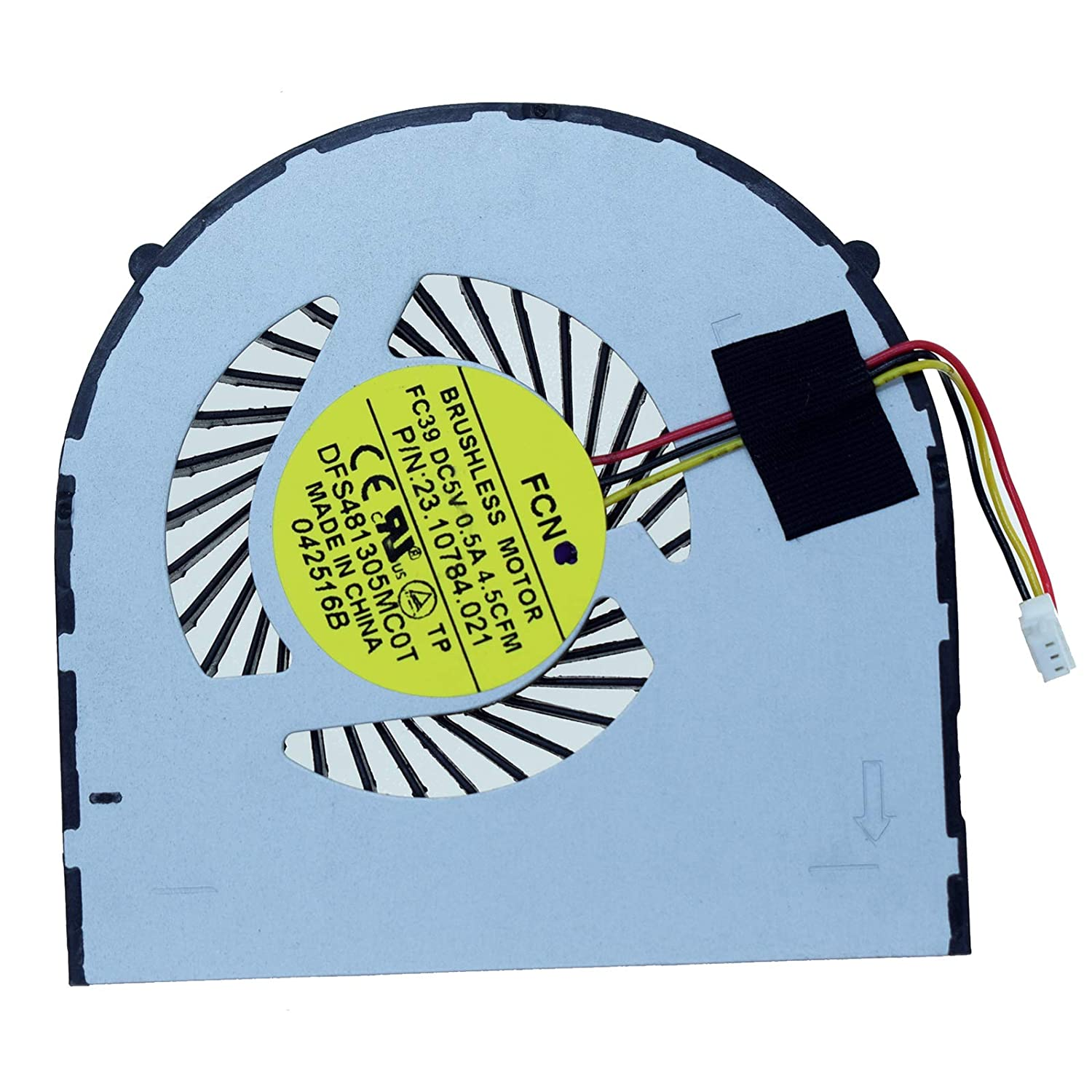 Rangale Replacement CPU Cooling Fan for Max 53% OFF 5421 Del 5435 3421 3437 Fixed price sale