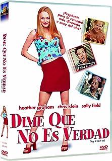 Dime Que No Es Verdad [DVD]