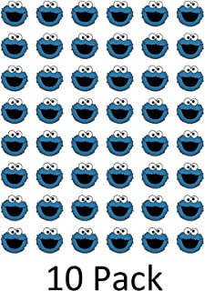 Best cookie monster vinyl sticker Reviews