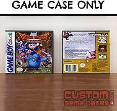 Gameboy Color Dragon Warrior Monsters - Game Case