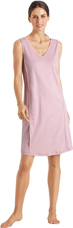 Hanro Womens Pure Essence Tank Gown