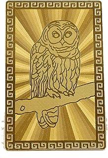 開運カード 黄金の開運護符 関帝 お財布の中・金庫の中に 開運グッズ 全12種類