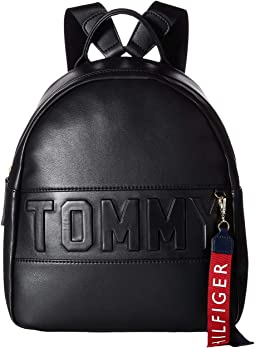 ddd5094b8bc Tommy Hilfiger. Daly Flap Backpack. $45.99MSRP: $128.00. Black