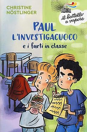 Paul linvestigacuoco e i furti in classe