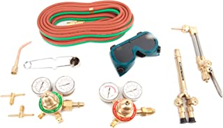 Forney 1705 Torch Kit, Medium Duty, Shop Flame, Victor Type Oxygen Acetylene