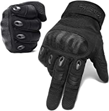 FREETOO Work Gloves Men Protection Gloves for Hiking Cycling Climbing Outdoor Camping Sports