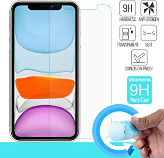 Microsonic Apple iPhone 11 (6.1'') Nano Cam Ekran Koruyucu