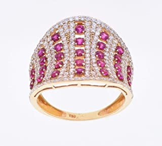 Pure gold Ring 31341