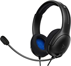 PDP Headset LVL40 Stereo Sony PS4 - PS5 Black