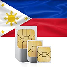 1GB of Mobile Internet data sim card to use in Philippines for 30 Days Rechargeable