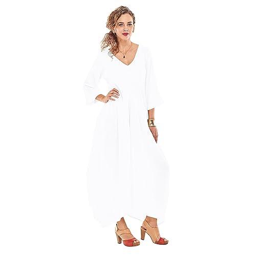 Cotton Gauze Dress: Amazon.com