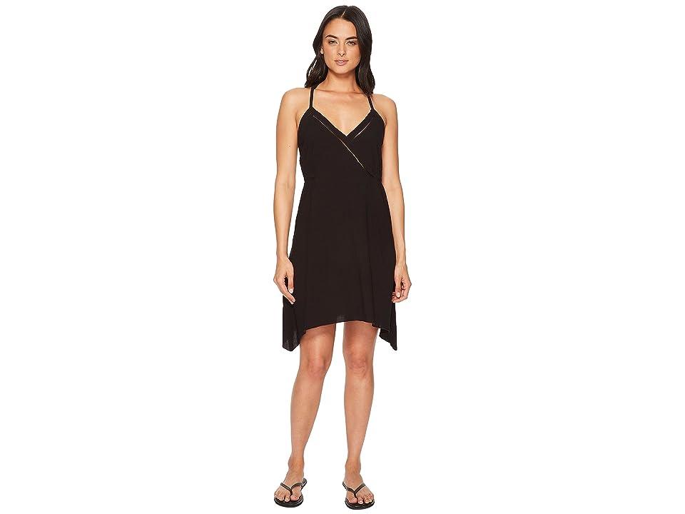 Prana Darya Dress (Black) Women