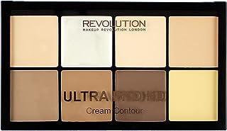 MAKEUP REVOLUTION Ultra Pro HD Cream Contour Palette Fair, 20 g