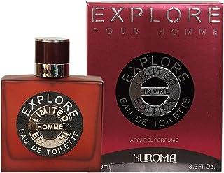 Explore by Nuroma - perfume for men - Eau de Toilette, 100 ml