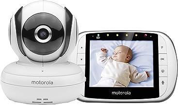 Motorola Baby MBP 36S/SC - Vigilabebés Vídeo con Pantalla