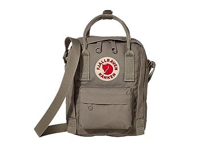 Fjallraven Kanken Sling (Fog) Cross Body Handbags