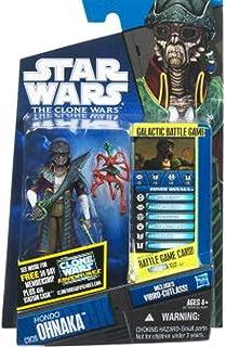 Star Wars Clone Wars Hondo Ohnaka Action Figure
