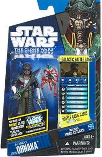 Star Wars The Clone Wars Hondo Ohnaka