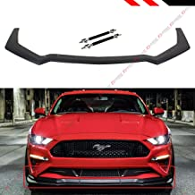 Best mustang chin spoiler with rods Reviews
