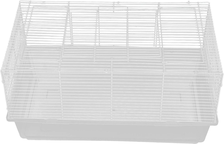 EVTSCAN Pet Cage Small Ranking TOP5 Basic w Wire Philadelphia Mall Metal Plastic