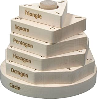 Natural Shape Stacker - Made in USA