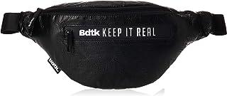 BodyTalk Unisex-Adult BDTK Bum Bag With Pockets, Black - 1201-974366