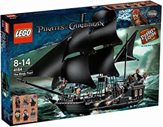 LEGO (Pirates of The Caribbean Black Pearl 4184