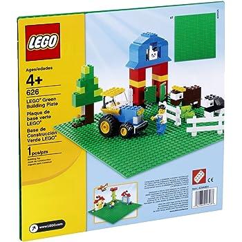 Lego Classic 11010 La plaque de base blanche 25 x 25 cm