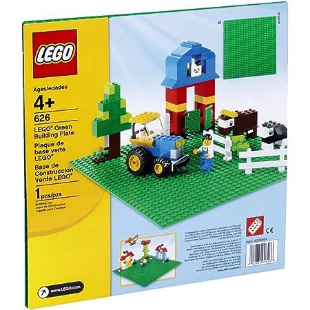レゴ 基本セット 基礎板 緑 32×32ポッチ 626