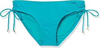 CALVIN KLEIN Women's Classic Bikini Bottom, Clementine, M