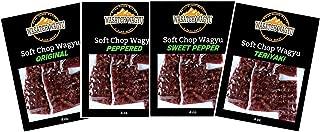 Full-Blood Wagyu Soft Chopped Sirloin Beef Jerky Gift Pack