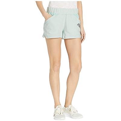 PUMA Yogini 3 Shorts (Fair Aqua Heather) Women