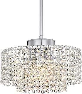 Chandeliers Crystal Chandelier Lighting Modern Pendant Lighting Chrome Pendant Lights 3 Light Light Fixtures
