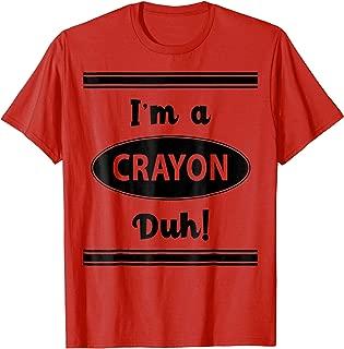 Best pink crayon costume diy Reviews