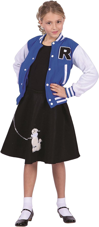 Girls Letterman Jacket