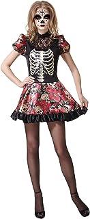 My Other Me Me-202279 Disfraz muñeca Día de los Muertos para mujer, M-L (Viving Costumes 202279)