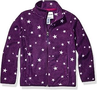 Girl's Full-Zip Polar Fleece Jacket
