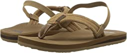 Quiksilver Kids - Carver Suede (Toddler)