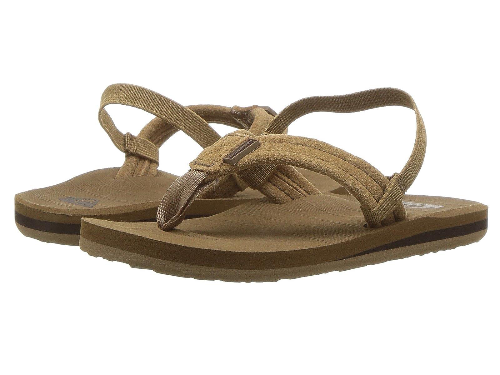 Quiksilver Kids Carver Suede (Toddler)Atmospheric grades have affordable shoes