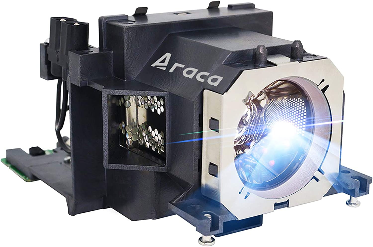 Araca ET-LAV200 Projector Lamp with Housing for Panasonic PT-VX500 VX501 VX510 VW430 VW431D VW435N VW440 VX505N VW430U VW431DU Replacement Projector Lamp¡
