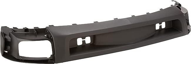OE Replacement Chevrolet Silverado Front Bumper Deflector (Partslink Number GM1092192)