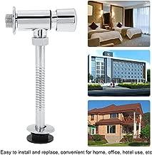 Urinal-Spülventil, haltbares Zink-Legierungs-Spülventil-Badezimmer-Toiletten-Handpressen, das Werkzeug spült