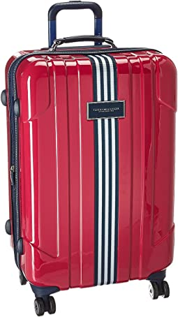 "Reji Stripe 28"" Upright Suitcase"