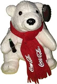 Coca-Cola Polar Bear 0120 Bean Bag Plush