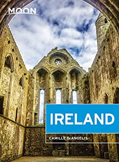 Moon Ireland: Castles, Cliffs, and Lively Local Spots (Travel Guide)